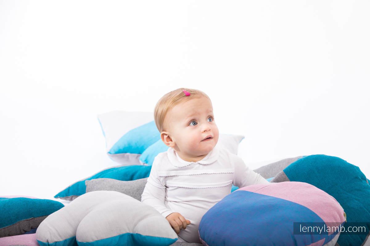 LennyLullaby Star - Sodalite #babywearing