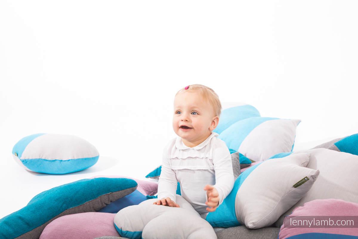 LennyLullaby Gwiazdka - Fluoryt #babywearing