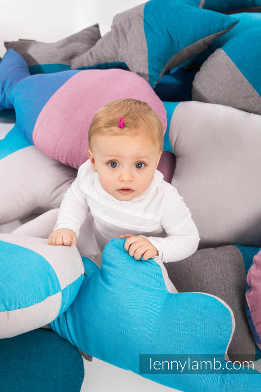LennyLullaby Round - Larimare #babywearing
