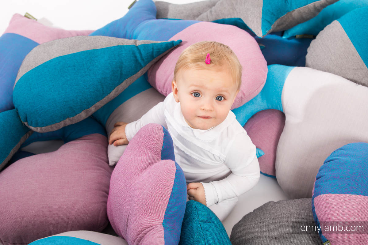 LennyLullaby Cloud - Fluorite #babywearing
