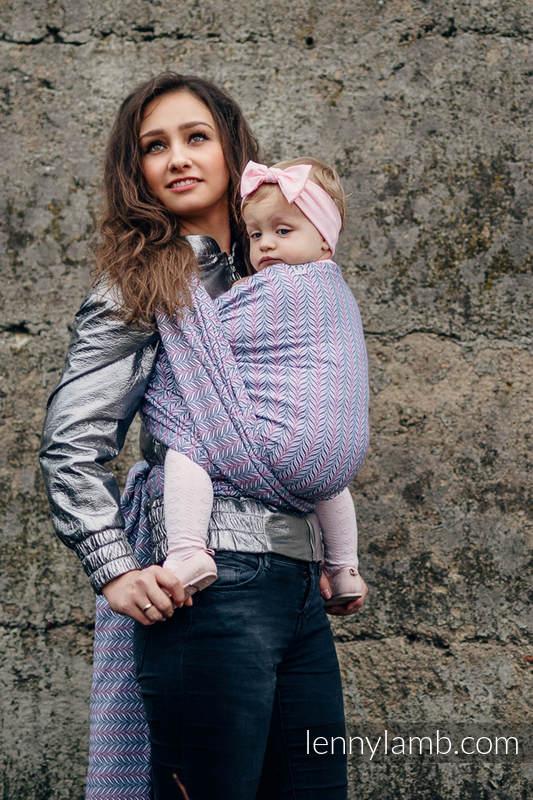 Fular, tejido jacquard (100% algodón) - YUCCA - CHILLOUT / PRE-ORDER - talla XL #babywearing