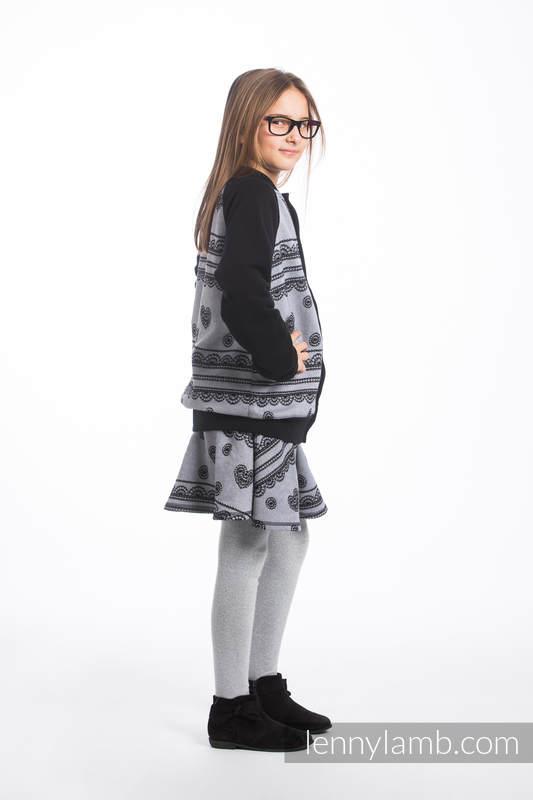 LennyBomber - Größe 122 - Glamorous Lace Reverse #babywearing