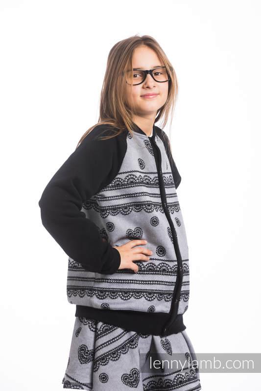 LennyBomber - Größe 134 - Glamorous Lace Reverse #babywearing
