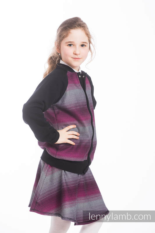 LennyBomber - Größe 122 - Little Herringbone Inspiration #babywearing