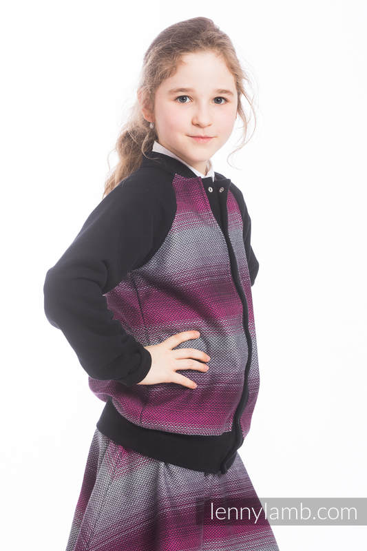 LennyBomber - Größe 110 - Little Herringbone Inspiration #babywearing