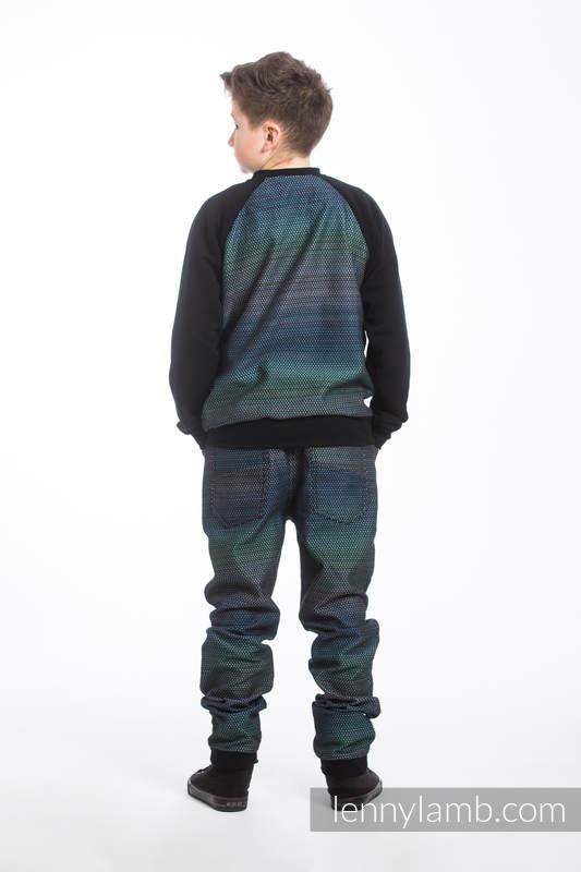 LennyBomber - Größe 146 - Little Pearl - Chameleon #babywearing
