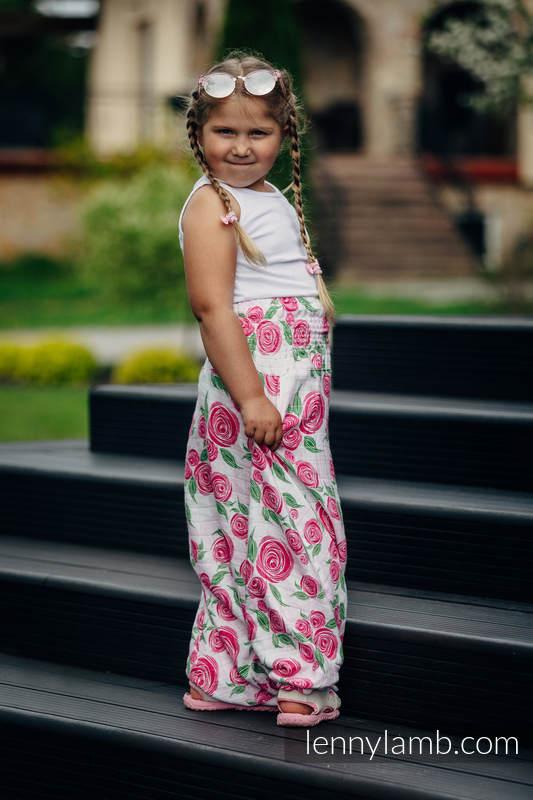 LennyAladdin bamboo for kids - size 110 - ROSE BLOSSOM #babywearing