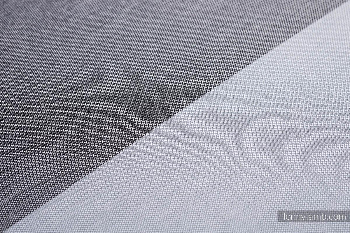 Bandolera de anillas Línea Básica - HOWLITE - 100% algodón,  tejido de sarga cruzada - con plegado simple - long 2.1m (grado B) #babywearing