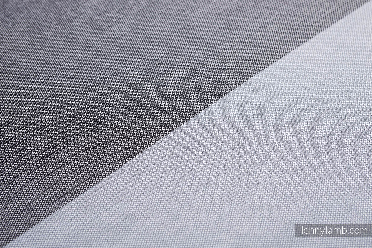 Fular Línea Básica - HOWLITE, tejido de sarga cruzada, 100% algodón, talla M #babywearing