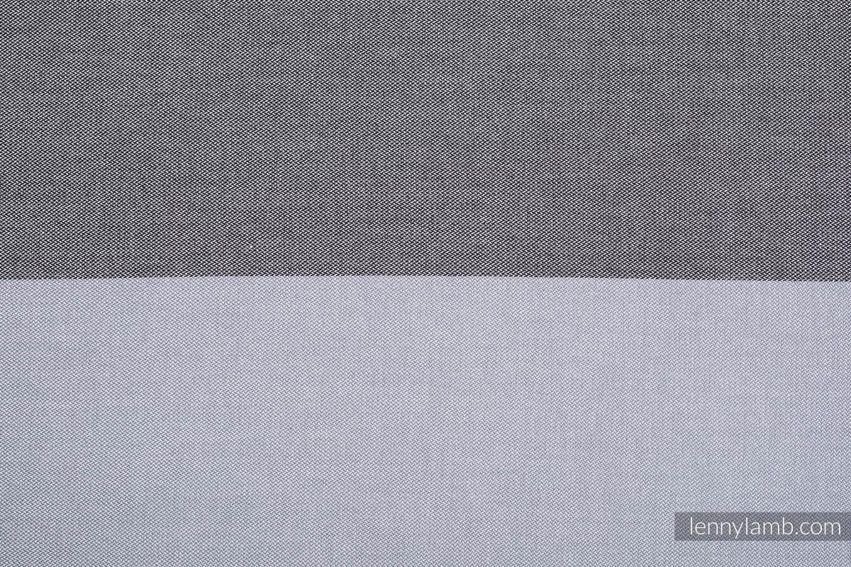 Fular Línea Básica - HOWLITE, tejido de sarga cruzada, 100% algodón, talla S #babywearing