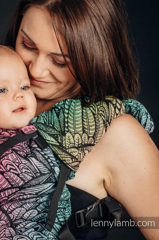 Nakładki Ochronne na Pasy Ramienne, (60% bawełna, 40% poliester) - Zestaw - WOLNY DUCH #babywearing