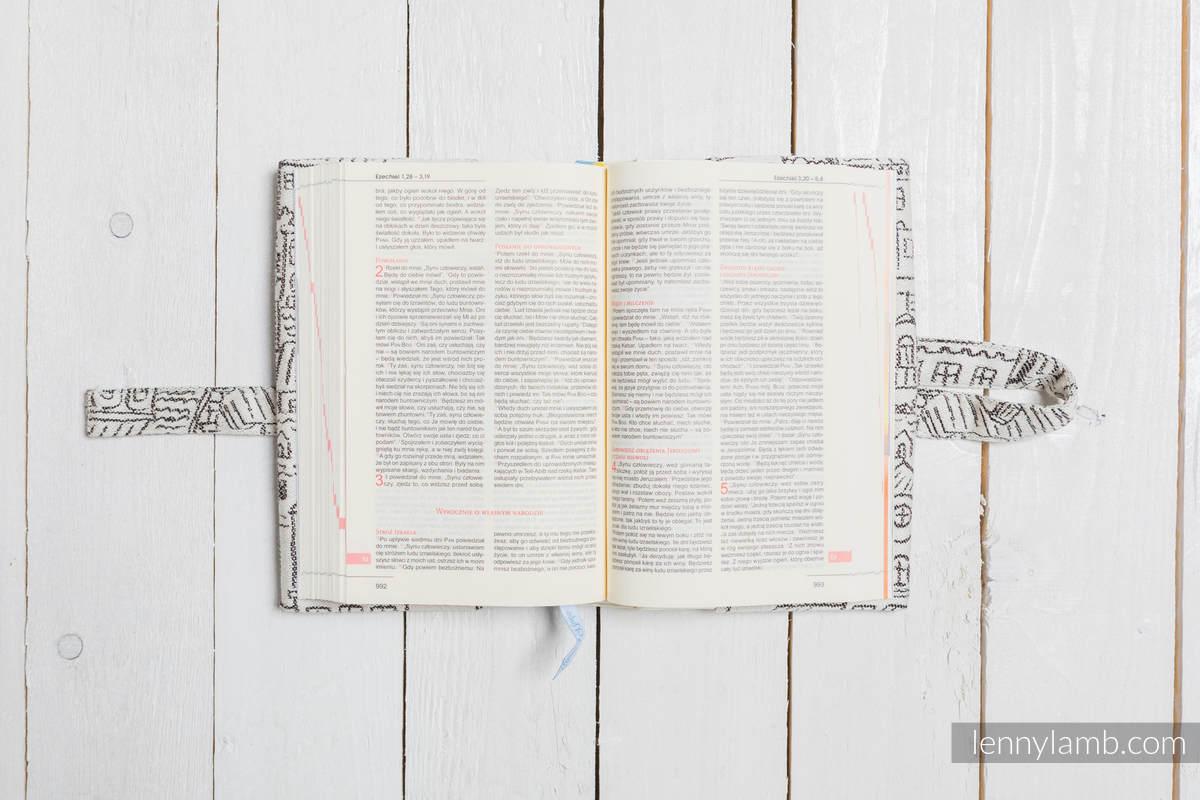 EDYCJA LIMITOWANA Okładka na Pismo Święte PANORAMA - wymiar 21x13x4 #babywearing