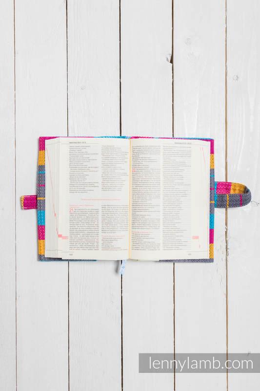 EDYCJA LIMITOWANA Okładka na Pismo Święte MAŁA JODEŁKA ŚWIATŁA MIASTA - wymiar 21x13x4 #babywearing