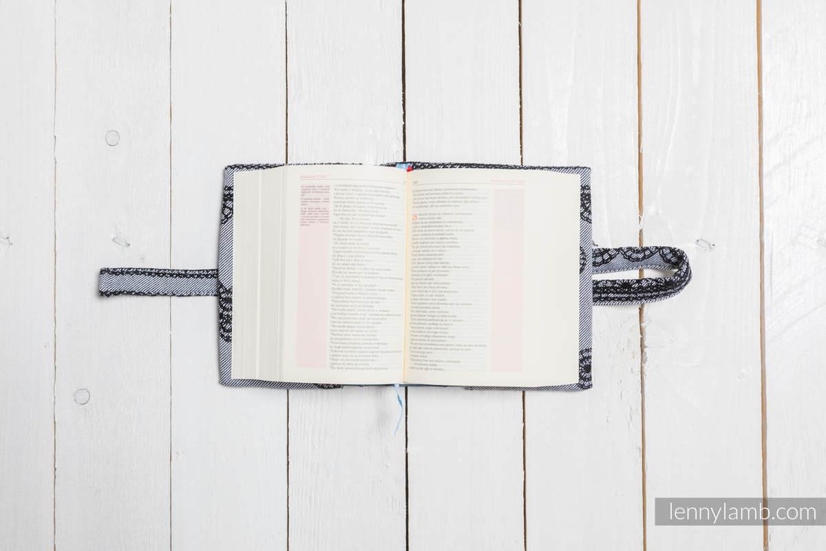 Okładka na Pismo Święte KORONKA GLAMOUR REWERS - wymiar 21x13x4 #babywearing