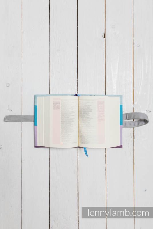 EDYCJA LIMITOWANA Okładka na Pismo Święte ISLANDZKI DIAMENT - wymiar 16.5x11x6.5 #babywearing