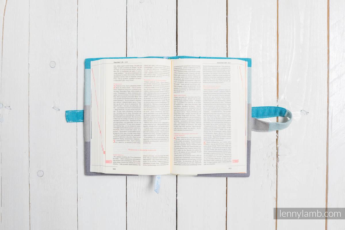 EDYCJA LIMITOWANA Okładka na Pismo Święte ISLANDZKI DIAMENT - wymiar 21x13x4 #babywearing