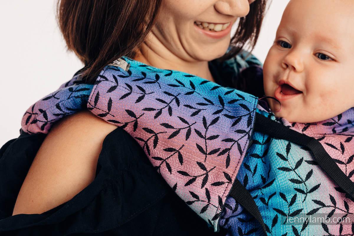 Nakładki Ochronne na Pasy Ramienne, (60% bawełna, 40% poliester) - Zestaw - ZACZAROWANY ZAKĄTEK #babywearing