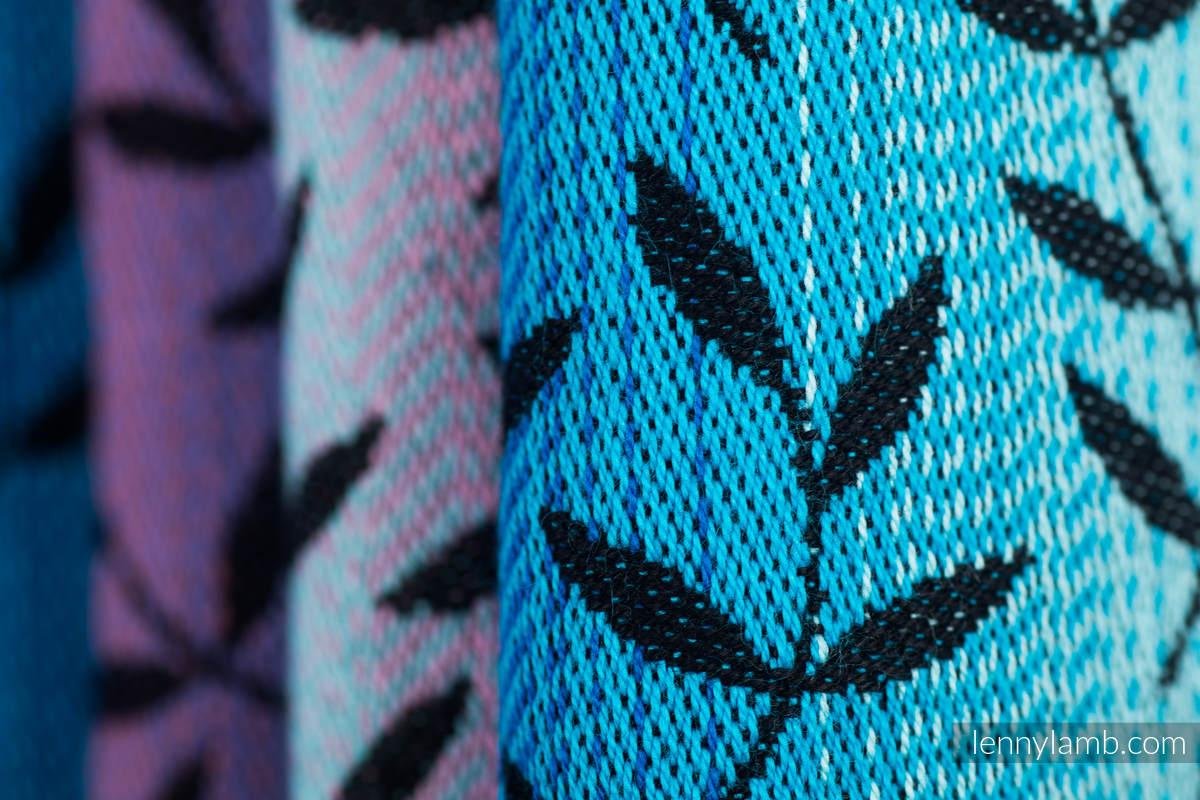 Baby Wrap, Jacquard Weave (100% cotton) - ENCHANTED NOOK  - size M #babywearing