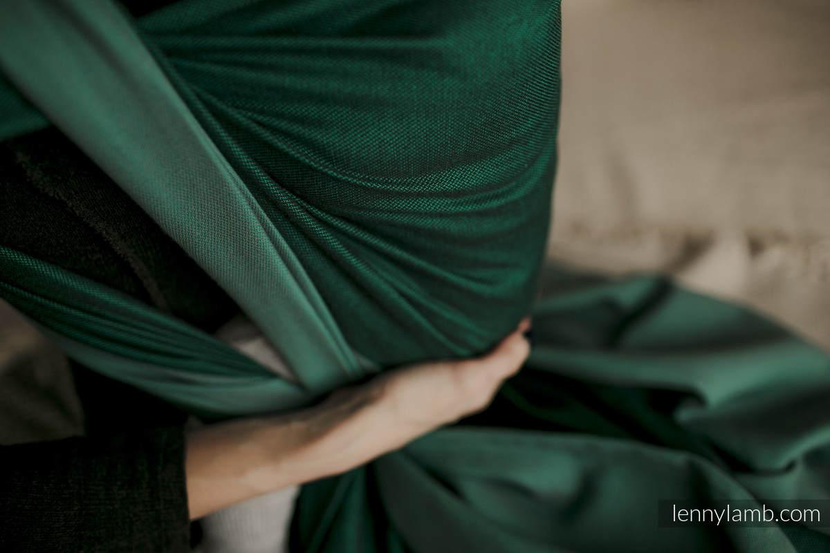 Baby Wrap, Broken Twill Weave (100% cotton) - NOVA - SUPERNOVA JULKA - size XS #babywearing