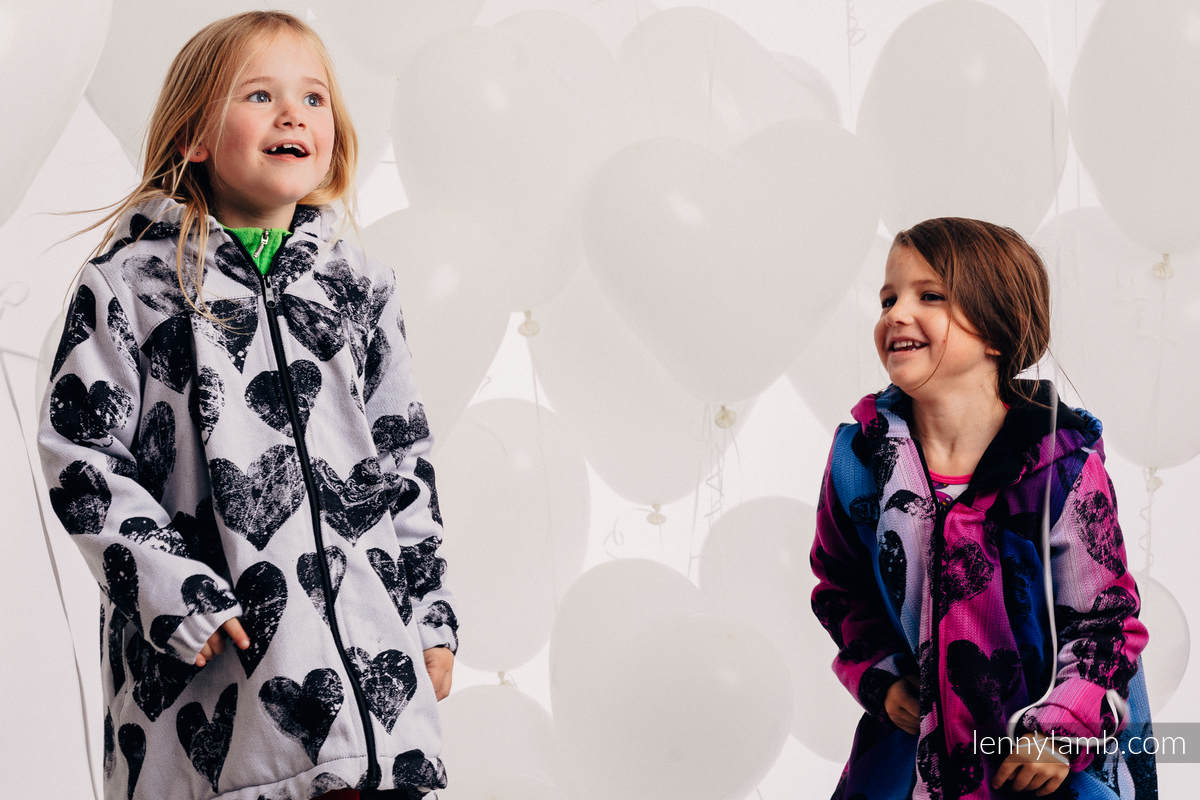 Girls Coat - size 104 - LOVKA CLASSIC #babywearing