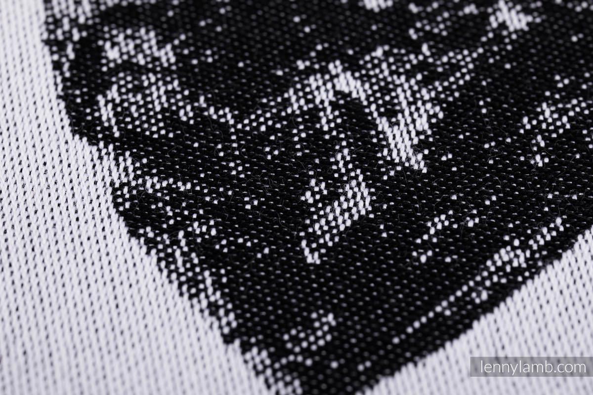 Baby Wrap, Jacquard Weave (100% cotton) - LOVKA CLASSIC  - size S #babywearing