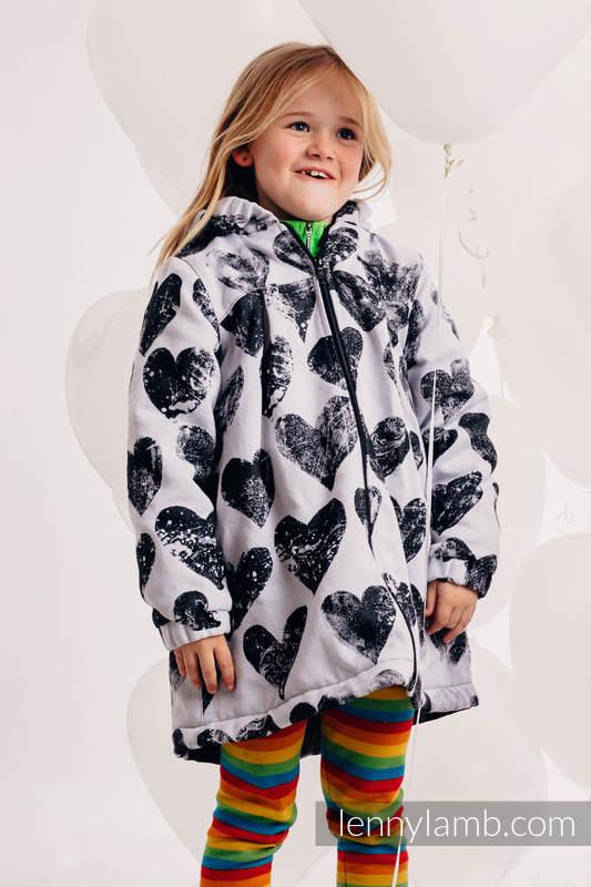 Abrigo para niñas - talla 110 - LOVKA CLASSIC #babywearing