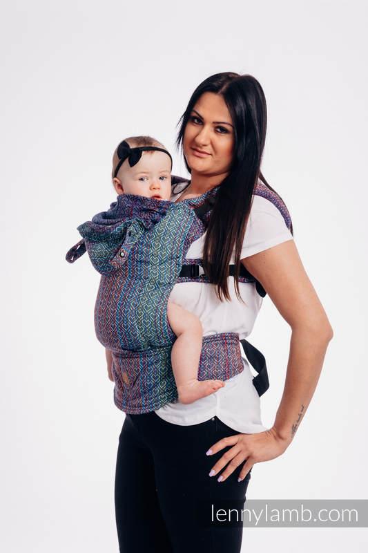 :LNN_GO_BB_BG_LV_SPPHR_OTLT #babywearing