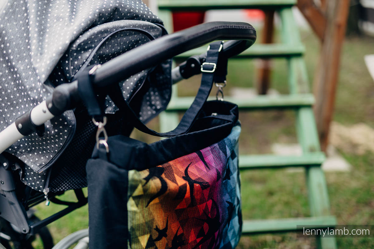 Bag strap for My World #babywearing