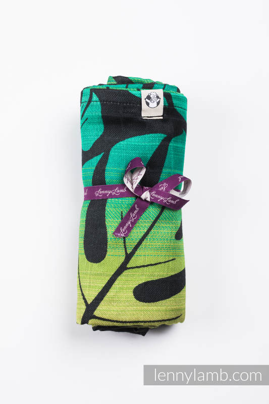 Couvertures d'emmaillotage - MONSTERA #babywearing