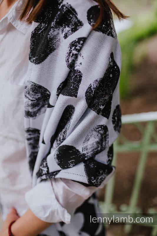 Szal z tkaniny chustowej (100% bawełna) - Lovka Klasyczna #babywearing