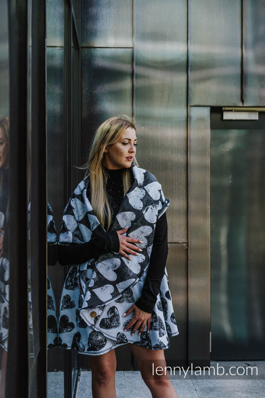 Long Cardigan - size 2XL/3XL - LOVKA CLASSIC  #babywearing