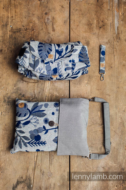 LennyUpGrade Carrier, Standard Size, jacquard weave, (38% merino wool, 34% noil silk, 28% combed cotton) - EXPERIMENT 19 #babywearing