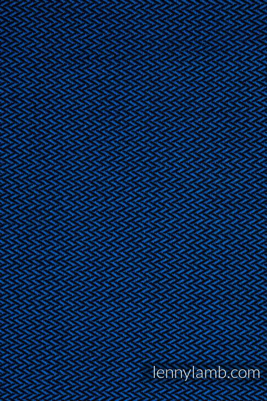 Basic Line Baby Sling - COBALT, Herringbone Weave, 100% cotton, size S (grade B) #babywearing