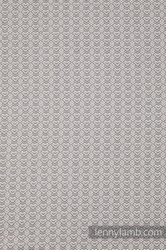 Basic Line Baby Sling - LITTLELOVE - LARVIKITE, Jacquard Weave, 100% cotton, size XS #babywearing