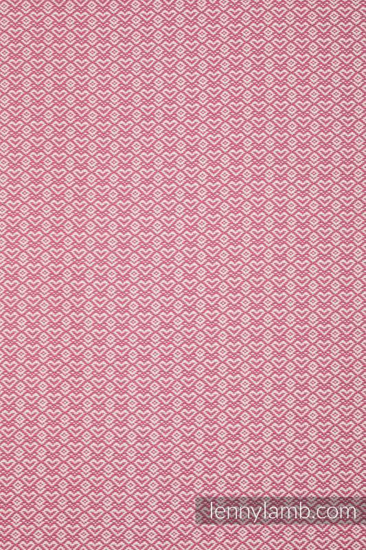 Fular Línea Básica - LITTLELOVE - MORGANITE, tejido Jacquard, 100% algodón, talla XS #babywearing