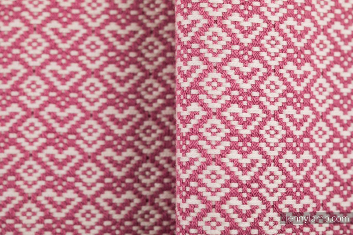 Basic Line Baby Sling - LITTLELOVE - MORGANITE, Jacquard Weave, 100% cotton, size M #babywearing