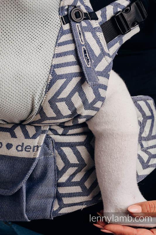 LennyUpGrade Mesh Carrier, Standard Size, jacquard weave (75% cotton, 25% polyester) - DIE AUSGABE FÜR PROFIS - CHERISH 1.0 #babywearing