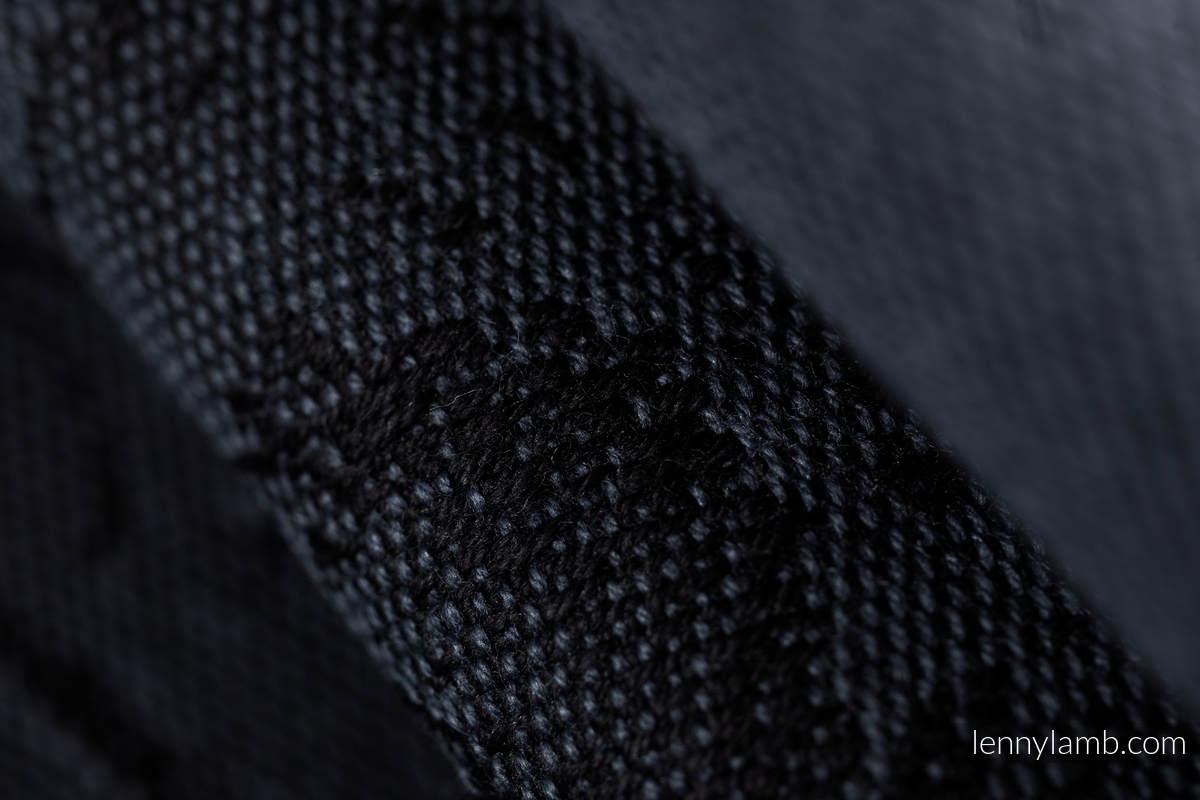 LennyUpGrade Carrier, Standard Size, jacquard weave 100% cotton - DRAGON - DRAGONWATCH #babywearing