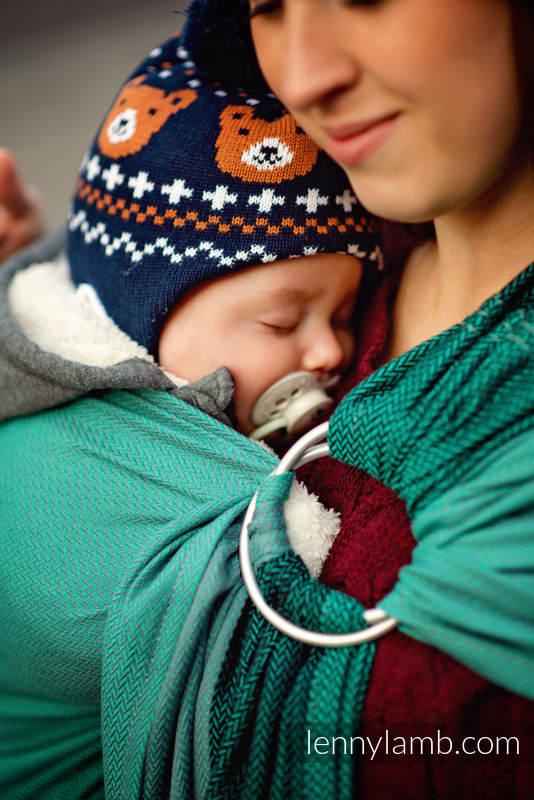 NOVA Salsa - Ringsling #babywearing