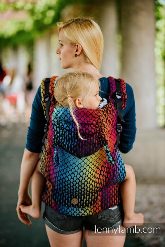 NOVA Bossa Nova - LennyPreschool #babywearing