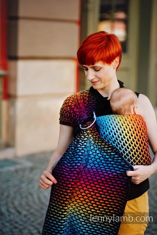 NOVA Bossa Nova - Ringsling #babywearing