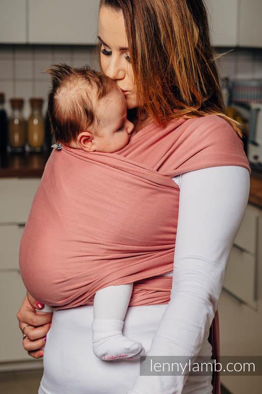 Stretchy/Elastic Baby Sling - Quartz - standard size 5.0 m #babywearing