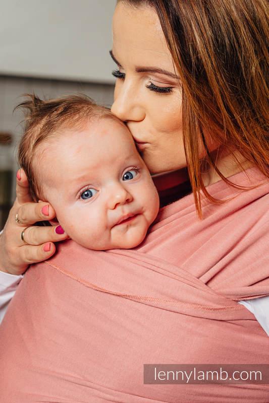 Elastisches Tragetuch - Quartz - StandardGröße 5.0 #babywearing