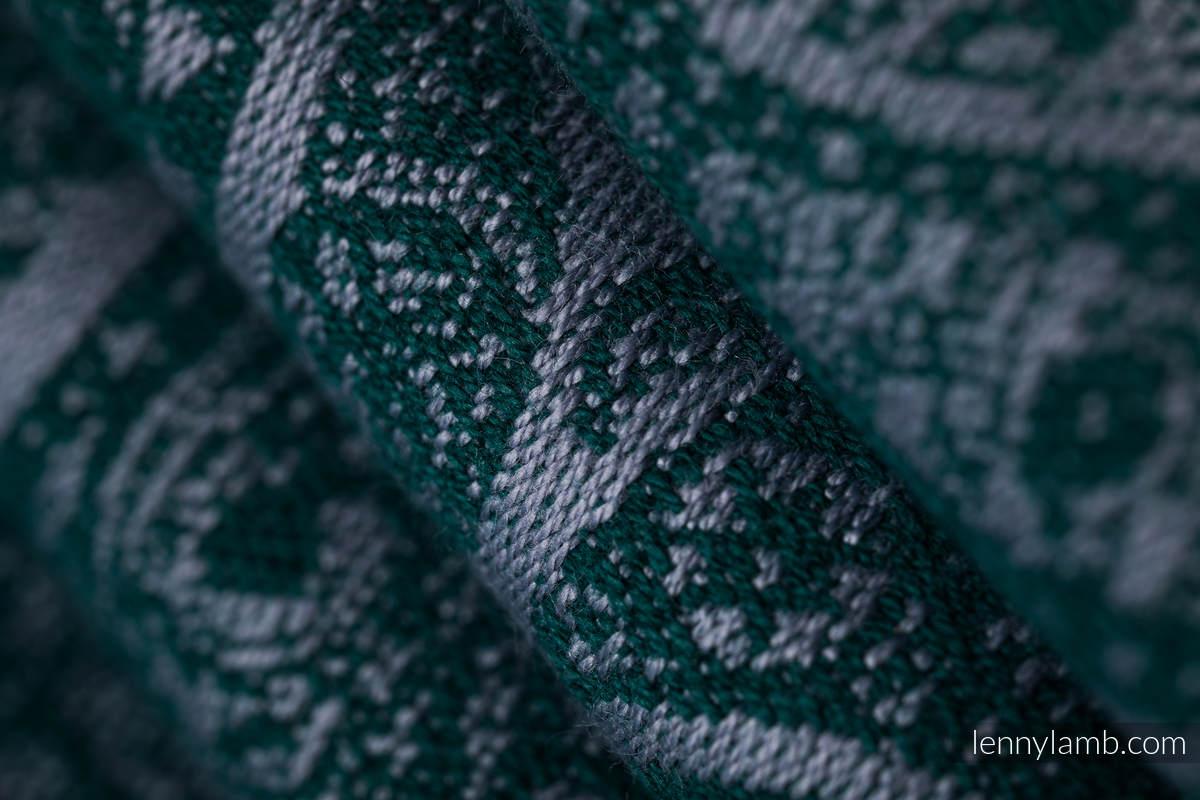 Waist Bag made of woven fabric, size large (100% cotton) - PAISLEY - HABITAT #babywearing