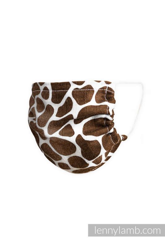 Set of 10 Face Masks - one layer - bamboo viscose  - size M  #babywearing