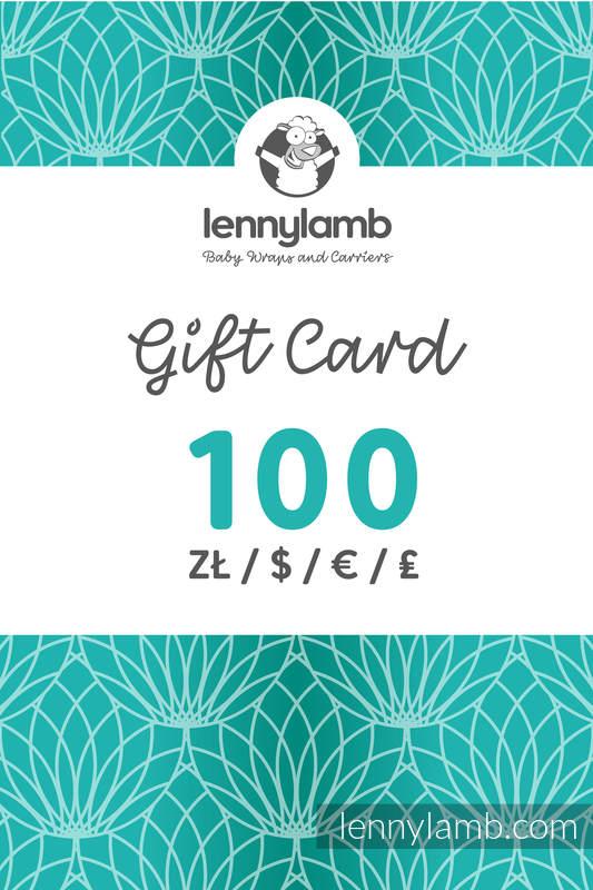 Geschenkgutschein in Höhe von 100 € #babywearing