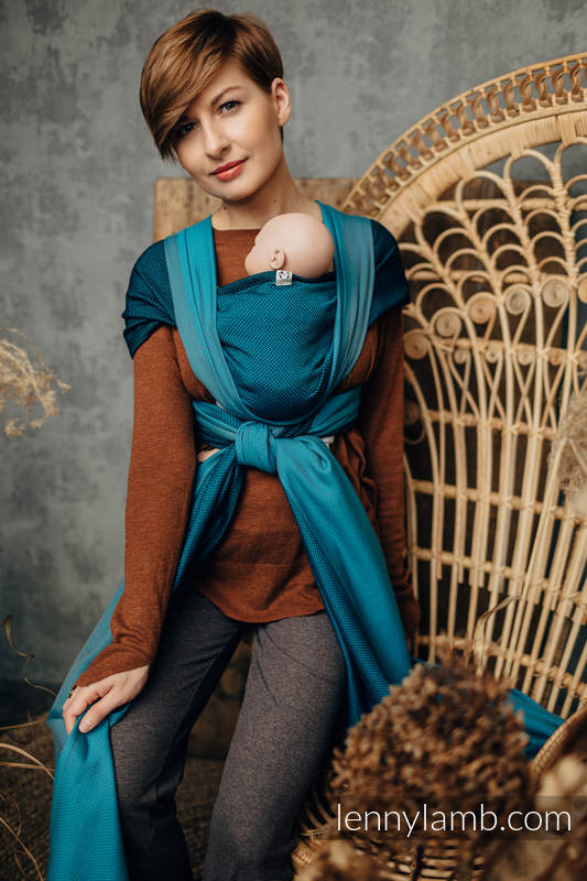 NOVA Fado - wrap for babies with low birthweight size M (grade B) #babywearing