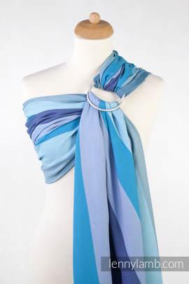 Ringsling, Diamond Weave (100% cotton) - Finnish Diamond