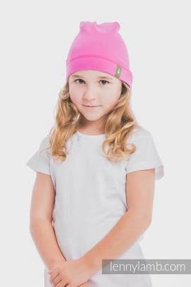 Elf Baby Hat (100% cotton) - size XL - Fuchsia