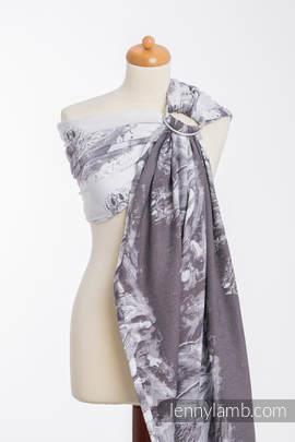 Ringsling, Jacquard Weave (100% cotton) - GALLOP